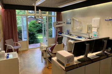 Amsterdam behandelkamer